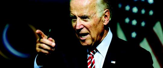 Phó Tổng thống đương nhiệm Joe Biden