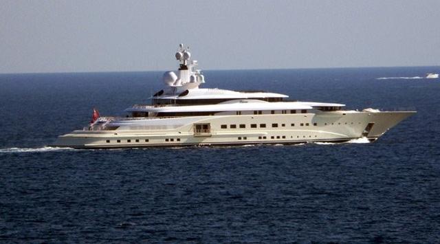 Rất nhiều du thuyền sang trọng được giao dịch ngầm, đem lại hàng triệu đô la