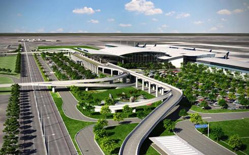 Dự án sân bay Vân Đồn sẽ quyết tâm hoàn thành trong năm 2018.