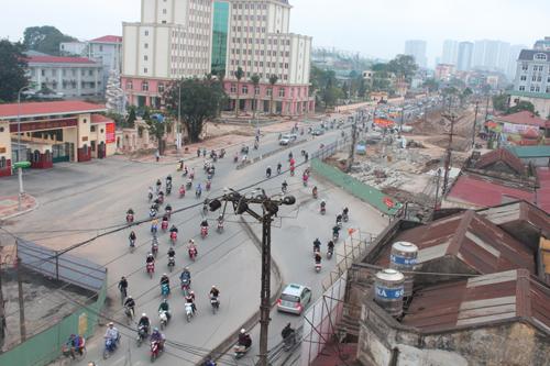 Đường vành đai 2 từ Ngã Tư Sở đến Ngã Tư Vọng cũng sẽ được thông xe trong năm 2016.