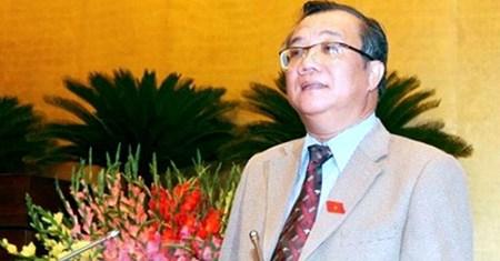 Thứ trưởng Bộ Lao động, Thương binh và Xã hội Huỳnh Văn Tí