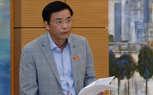 Tổng Thư ký Quốc hội Nguyễn Hạnh Phúc cho biết sẽ nghiên cứu chương trình truyền hình trực tiếp các phiên báo cáo tổng kết nhiệm kỳ