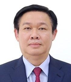 GS.TS Vương Đình Huệ, Ủy viên Bộ Chính trị, tân Phó Thủ tướng Chính phủ