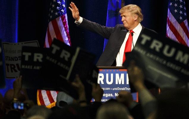Chính khách Donald Trump