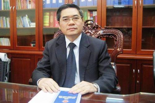 Thứ trưởng Bộ Tư pháp Đinh Trung Tụng (Ảnh: Cổng thông tin Bộ Tư pháp)