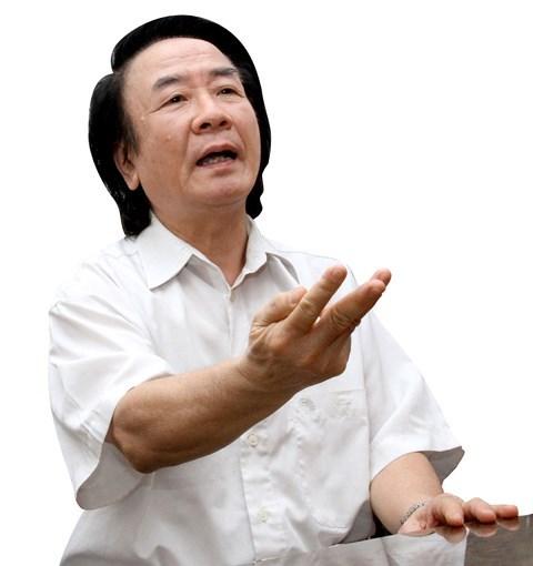 Ts. Nguyễn Xuân Thủy, nguyên Giám đốc Nhà xuất bản Giao thông.
