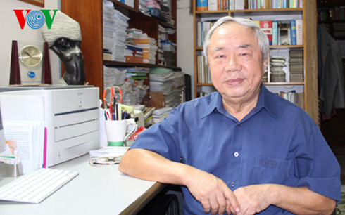 Ông Vũ Mão, nguyên Chủ nhiệm Văn phòng Quốc hội