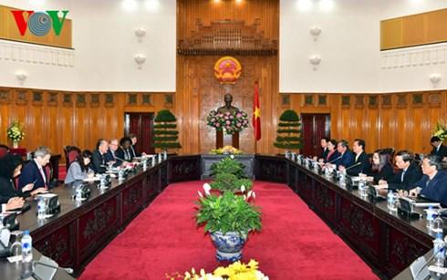 Chủ tịch WB khẳng định WB luôn sẵn sàng sát cánh với Việt Nam