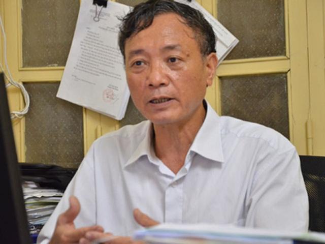 Ông Vương Ngọc Tuấn.