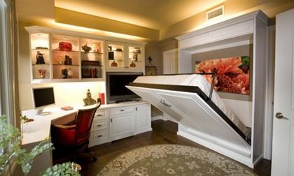 22 ý tưởng tuyệt vời thiết kế phòng nhỏ mini