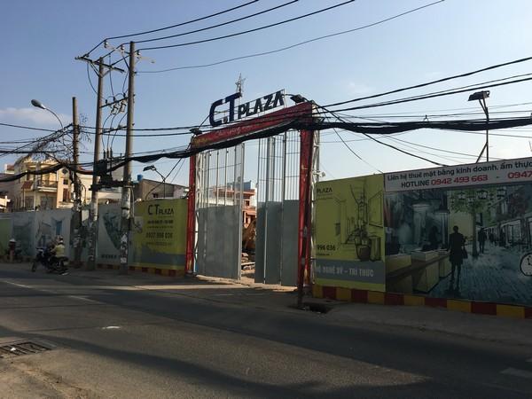 Dự án C.T Plaza Nguyên Hồng