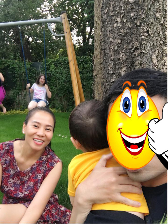 Vừa qua, vợ chồng Thu Minh cùng một số người bạn đã về đây nghỉ dưỡng và chào mừng sinh nhật tuổi mới cho con trai,