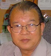GS Võ Tòng Xuân - Ảnh: H.T.Dũng