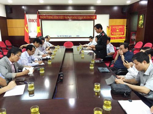 Đoàn Thanh tra sẽ gồm 07 thành viên do ông Chu Hồng Uy, Phó Chánh Thanh tra Bộ Xây dựng làm trưởng đoàn.