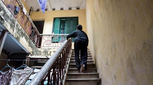 Đây là căn nhà mà ông Dương Đình Tài và bà Nguyễn Thị Hiển đã chung sống cùng các con từ năm 1971.