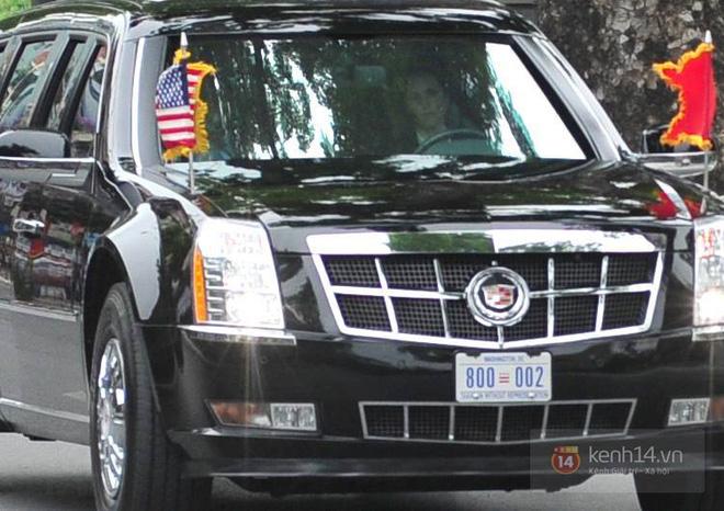Bạn có biết: Lái chiếc xe quái thú hộ tống Tổng thống Obama là một cô gái 26 tuổi - Ảnh 3.
