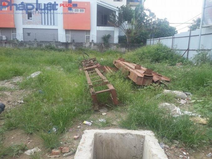 Khởi công từ tháng 1/2014, thế nhưng đến thời điểm hiện tại, Rice City Sông Hồng vẫn chỉ là bãi đất trống.