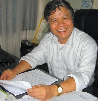 Ông Mai Huy Tân