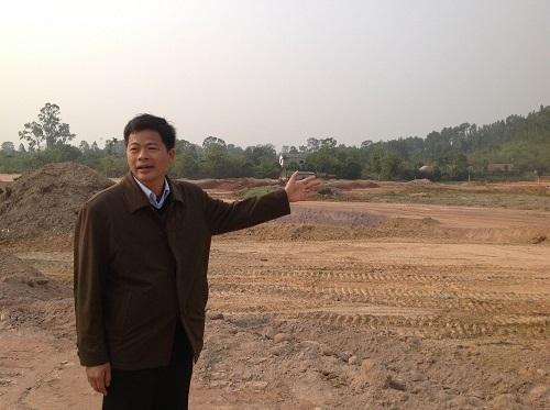 Ông Phan Mạnh Cường, Trưởng Ban quản lý các KCN tỉnh Thái Nguyên: Giải phóng mặt bằng đến đâu là các DN đăng ký đến đó