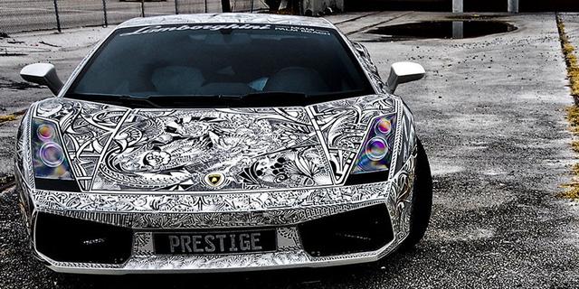 Một trong những mẫu xe hơi gây sốt với người yêu xe trên toàn thế giới