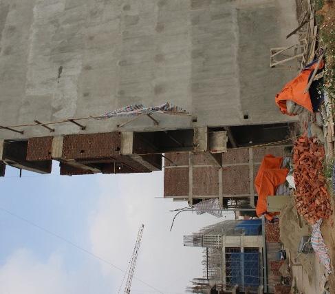 Nhiều công trình mới tiếp tục được xây dựng