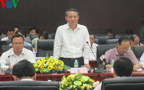 Bộ trưởng Bộ GTVT Trương Quang Nghĩa bác bỏ đề xuất cải tạo sông Hàn