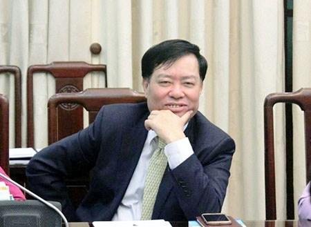 Thứ trưởng Bộ Lao động, Thương binh và Xã hội Phạm Minh Huân
