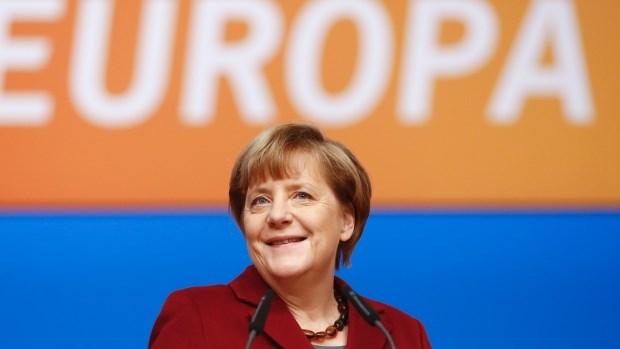 Một số quan chức hi vọng rằng Thủ tướng Đức Angela Merkel sẽ tiếp nhận chức Tổng thư ký Liên Hợp Quốc trong tương lai.