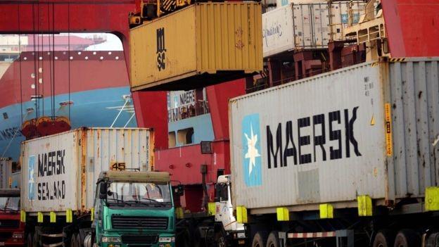 Phần lớn tác động mang tính quốc tế của Trung Quốc nằm ở nhu cầu của nước này đối với hàng hoá có nguồn gốc nước ngoài.Ảnh: Getty