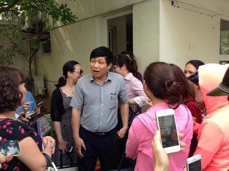 Trưởng phòng báo chí truyền thông Nguyễn Văn Ngọc cho biết không có họp báo