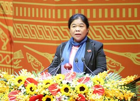 Chủ tịch HĐND tỉnh Trà VinhSơn Thị Ánh Hồng