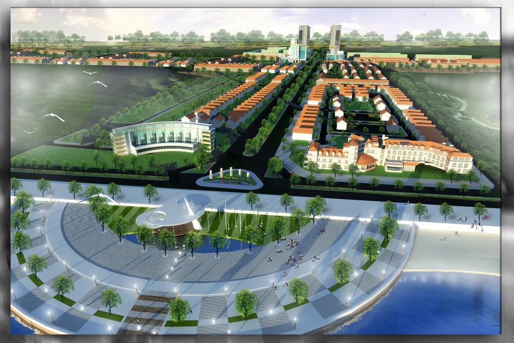 Phối cảnh dự án FutaCova tại Đà Nẵng