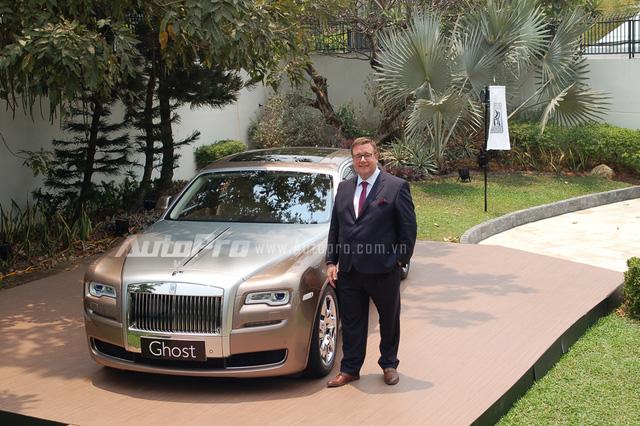 Giá bán của dòng xe siêu sang Rolls-Royce sẽ chịu tác động mạnh nhất từ sự thay đổi của thuế Tiêu thụ đặc biệt từ sau 1/7/2016.