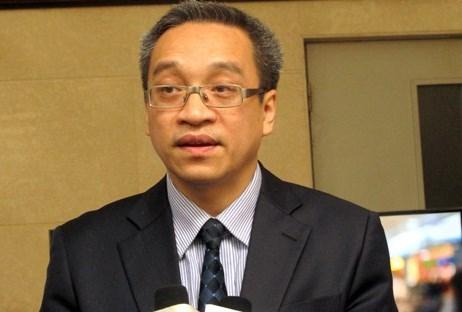 Thứ trưởng Bộ TT&TT Phan Tâm.