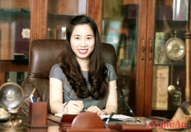 Lê Thị Hoàng Yến -CEO tập đoàn khách sạn Mường Thanh, chuỗi khách sạn tư nhân lớn nhất Việt Nam