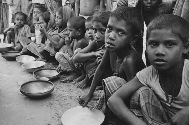 Hàng triệu người còn đang phải nhịn đói mỗi ngày, trong khi nhiều nơi hàng tấn thực phẩm đi vào thùng rác