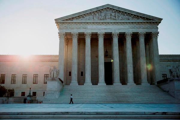 Tòa án tối cao Hoa Kỳ, Washington