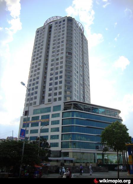 Tổ hợp Star Tower tại quận giầy do CFTD - VLA làm chủ đầu tư