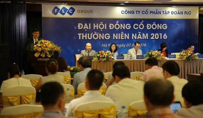 Ông Nguyễn Tiến Dũng – Trưởng Ban kiểm soát FLC.
