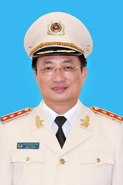 Thượng tướng Nguyễn Văn Thành