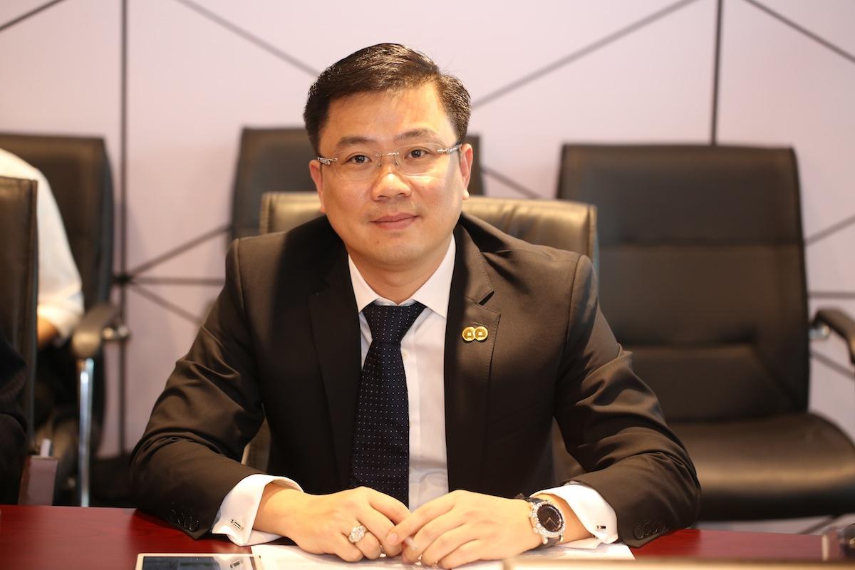 Chủ tịch HĐQT Nhựa An Phát- ông Phạm Ánh Dương