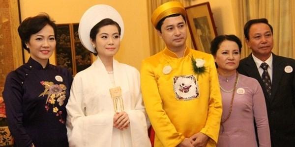 Trần Thị Quỳnh Ngọc (áo trắng), Phó chủ tịch Tập đoàn Nam Cường
