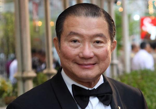 Tỷ phú Charoen Sirivadhanabhakdi là 1 trong 3 người giàu nhất Thái Lan với khối tài sản trị giá gần 11 tỷ USD