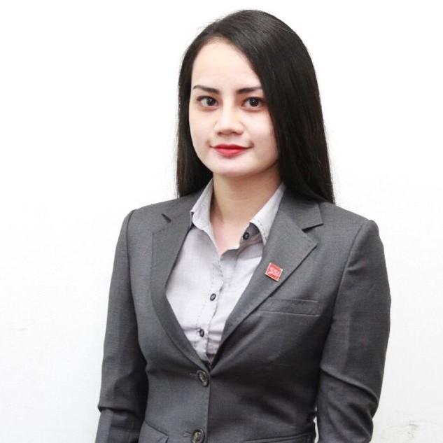 Ms. Lê Hồng Ngọc, nữ môi giới của CTCK Sài Gòn (SSI)