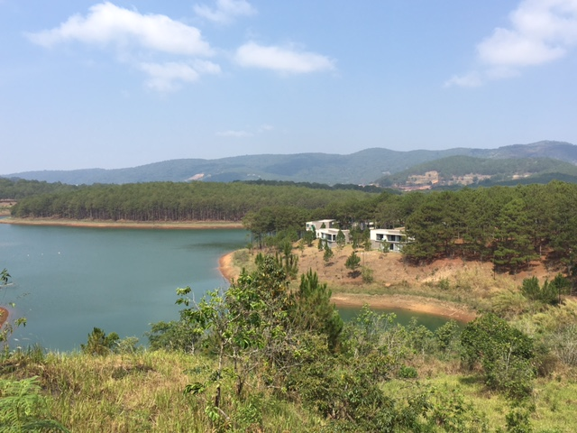 Khu Dự án nghỉ dưỡng Terracotta ven Hồ Tuyền Lâm của doanh nhân Nguyễn Tiến Thành