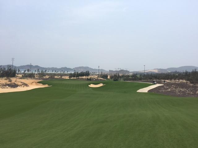 Đầu tháng 2/2016 chủ đầu tư đã khai trương sân golf FLC Quy Nhơn Golf Links, đưa vào hoạt động