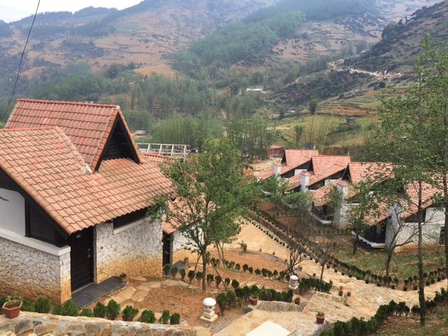 Những khu Resort mới đang hình thành ở Sapa