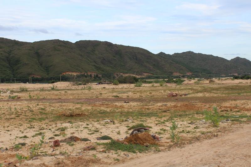 Nơi sẽ đầu tư dự án 22 tỷ đô vẫn còn là bãi đất trống