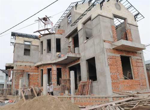 Xây nhà vào mùa mưa chất lượng công trình sẽ được đảm bảo hơn.
