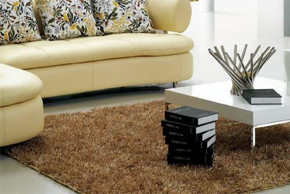 Thảm trải sàn sẽ giúp thất thoát nhiệt độ trong phòng